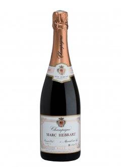 Marc Hébrart Brut Rosé Non millésimé Bouteille 75CL Nu