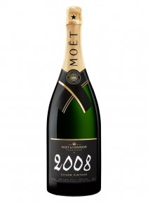 Moët & Chandon Grand Vintage 2008 2008 Magnum 150CL Nu